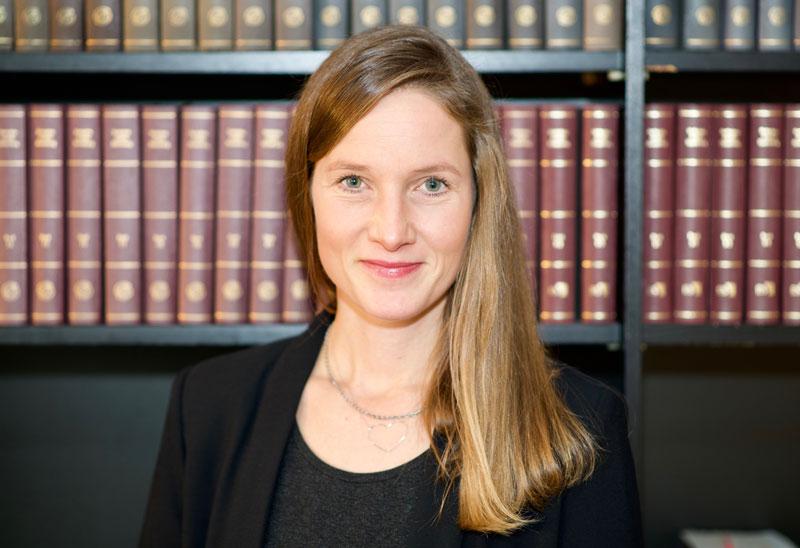 Irena Pavlicek - Fachanwältin für Verkehrsrecht